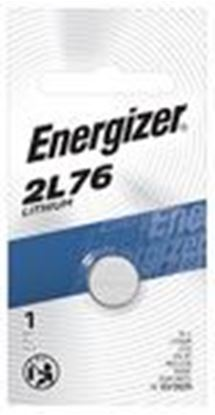 Picture of Energizer 2L76BP Lithium Photo Battery, 3V, 160 mAh