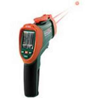 Picture of Extech VIR50 Dual Laser IR Video Thermometer
