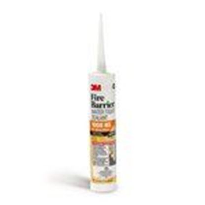 Picture of 3M 1000-N/S-10.1oz Fire Barrier Water Tight Sealant, 10.1oz Cartridge