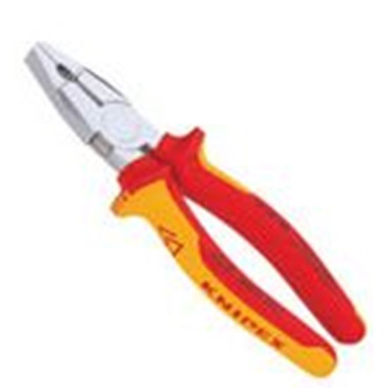 """Picture of Knipex 01 06 160 7-1/2"""" Combination Pliers"""