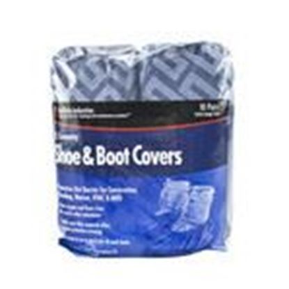 Picture of Rag Man Inc 68401 Shoe Covers, 10 Pk, Blue