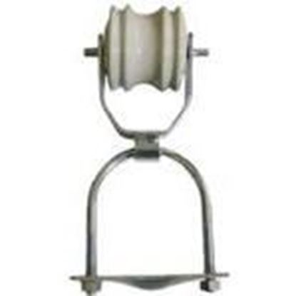 Picture of Nichols 300-H Insulated Wireholder, Clamp-On Type