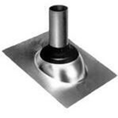 """Picture of Morris Products G11853 2 """" Roof Flashing, Neoprene Collar"""