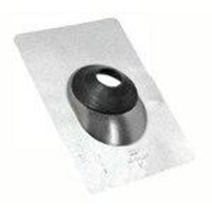 """Picture of Morris Products G11840 1-1/4"""" - 1-1/2"""" Galvanized No-Calk Roof Flashing"""