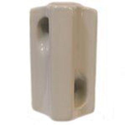 "Picture of PPC Insulators 504 Porcelain Strain Insulator, 4-1/2"""