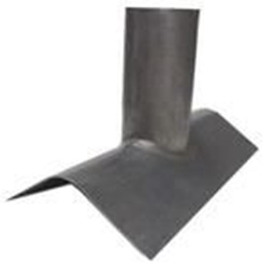 """Picture of Morris Products D16012 1/2"""", Lead Roof Flashing"""