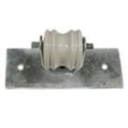 Picture of Nichols 315S Insulated Wireholder, Plate Mount