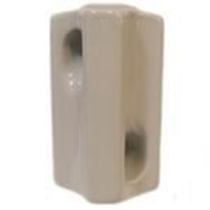 "Picture of PPC Insulators 502 Strain Insulator, Porcelain, 5/8"" Hole Size, 3-1/2"""