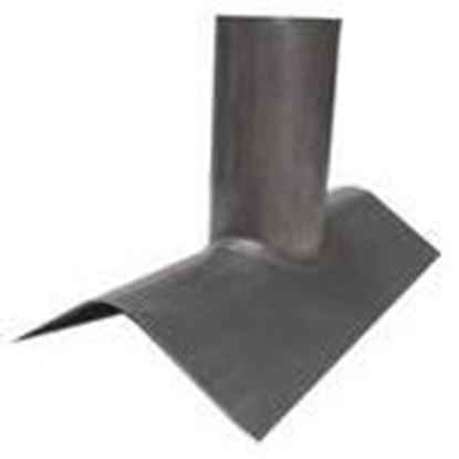 "Picture of Morris Products D16150 1-1/2"", Lead Roof Flashing"