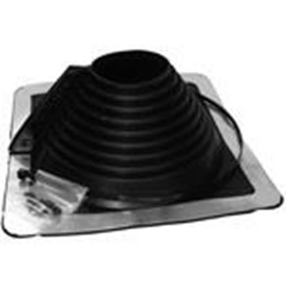 """Picture of Morris Products G14751 1/4"""" to 4"""" Retrofit Roof Flashing"""
