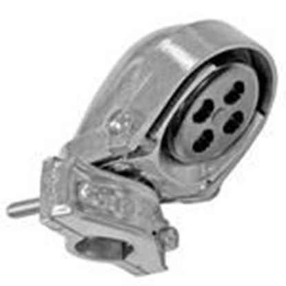 Picture of Appleton EC0102 1 In Alum Clp On Entr Cap