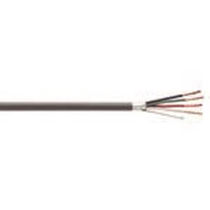 Picture of Southwire 57572401 22/4 AWG, CMR/CL3R, Non-Plenum, Shielded, Multi-Conductor Cable