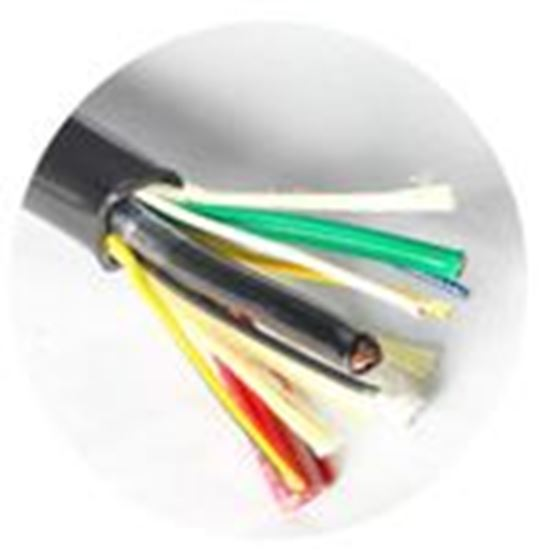 Picture of CableMaster Corporation CRLHSB-0711-1000FT Composite Cable for 7-11kW Home Standby Generators