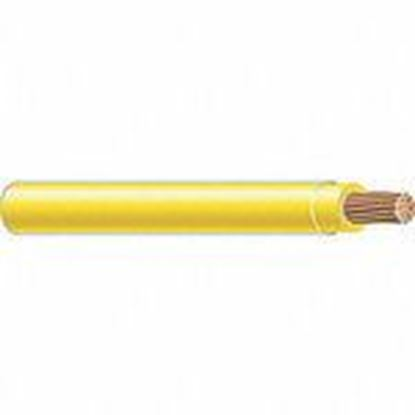 Picture of Southwire 58025605 #10 THHN Yellow