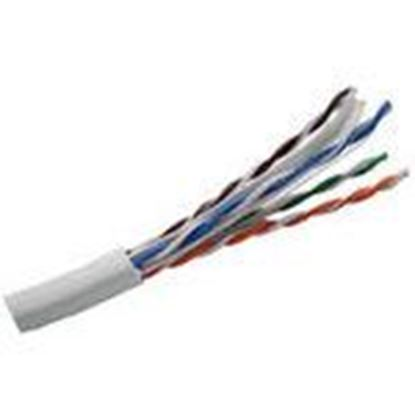 Picture of Hitachi Cable America 30024-8-WH2 Plus Category 6 Riser Cable