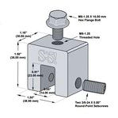 Picture of S-5! Attachment Solutions S-5-S-5-S-MINI S-5-S-MINI CLAMP