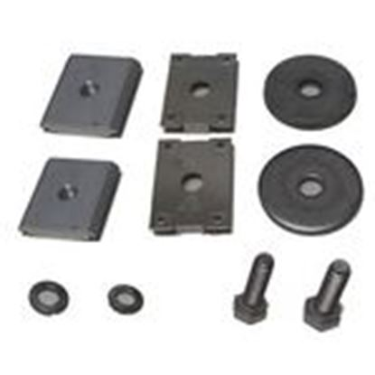 Picture of SnapNrack 242-92091 Micro Inverter Hardware Attachment Kit