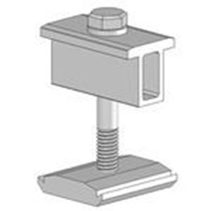 Picture of SnapNrack 015-09904 Mid Module Attachment Clamp