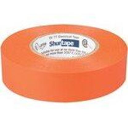 """Picture of Shurtape 104841 Color Coding Electrical Tape, Vinyl, Orange, 3/4"""" x 66'"""