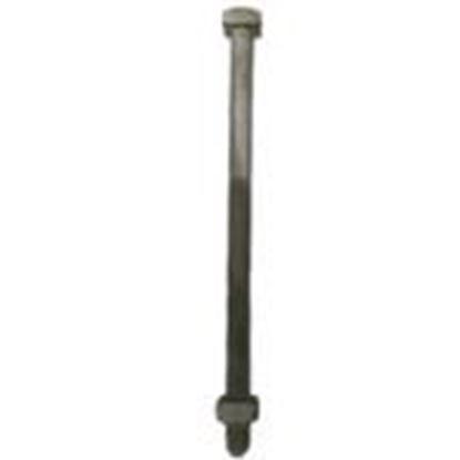 """Picture of PPC Insulators 6112 Machine Bolt, 5/8"""" x 12"""""""